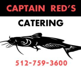 Captain Red's Catering in Hutto