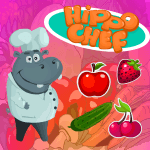 Play Hippo Chef - Free Online Game