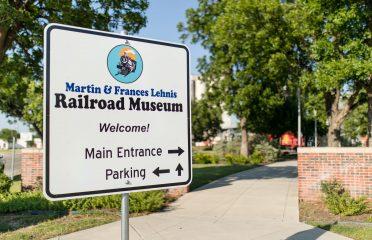 Martin – Frances Lehnis Railroad Museum