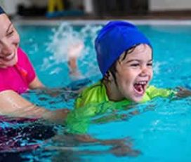 Swimming Lessons Katy Texas