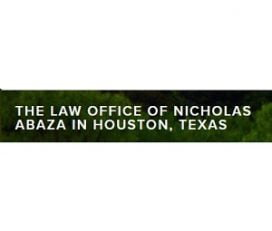 Law office of Nicholas Abaza