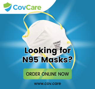 CovCare Mask & Supplies