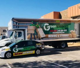 Green Van Lines Moving Company – Dallas